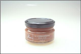 La Cordonnerie Anglaise Pflegecreme, 50 ml, cognac