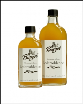 Burgol Ledersohlenöl 125 ml, 11,92 EUR pro 100 ml